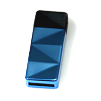 - A-DATA N702 4GB Flash Drive blue