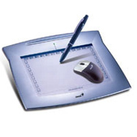 - GENIUS Tablet Mouse Pen 8x6